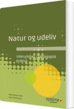 natur og udeliv - bog