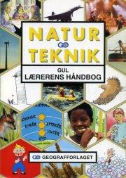 natur teknik gul - lærerens håndbog - bog