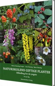 naturskolens giftige planter - bog
