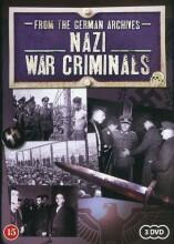 nazistiske krigsforbrydere - DVD