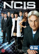 ncis - sæson 9 - DVD