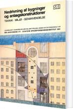 nedrivning af bygninger og anlægskonstruktioner - bog