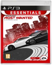 need for speed most wanted (2012) (essentials) - PS3