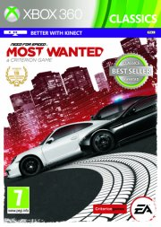 need for speed most wanted (2012) - xbox 360