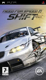 need for speed shift (essentials) - psp