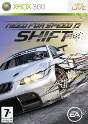 need for speed shift (nordic) - xbox 360