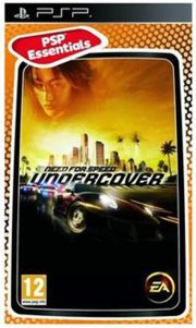 need for speed undercover (essentials) - psp