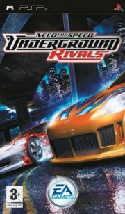 need for speed underground rivals (essentials) - psp