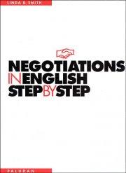 negotiations in english - bog