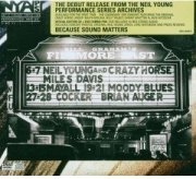 neil young - live at the fillmore east 1970 [cd + dvd] - cd
