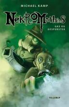 nekromathias #3: gas og gespenster - bog