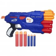 nerf - n-strike dual strike - Legetøjsvåben