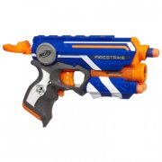 nerf gun / gevær - n-strike elite firestrike blaster - Legetøjsvåben