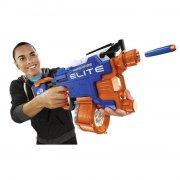 nerf gun / gevær- n-strike hyperfire - Legetøjsvåben