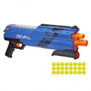 nerf gun / gevær - rival atlas xvi 1200 - blå - Legetøjsvåben