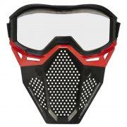 nerf - ansigtsmaske - rød - Legetøjsvåben