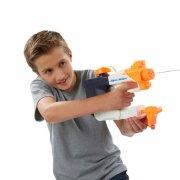 nerf super soaked squall surge- blaster / pistol - b4443 - Udendørs Leg