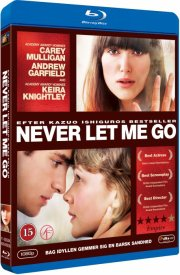 never let me go  - Blu-Ray+DVD