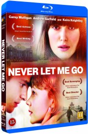 never let me go - Blu-Ray