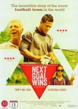next goal wins - DVD