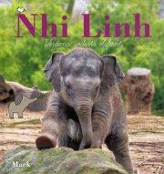 nhi linh - verdens sødeste elefant - bog