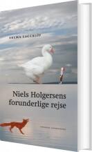 niels holgersens forunderlige rejse - bog