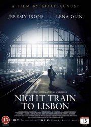 night train to lisbon - DVD