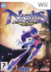 nights: journey of dreams - wii