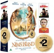 nims island / son of rambow / super size me - DVD