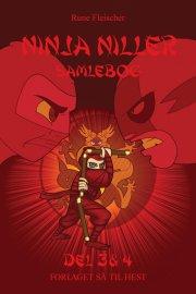 ninja niller samlebog del 3 & 4 - bog
