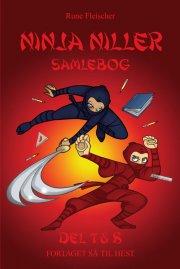 ninja niller samlebog - bog