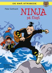 ninja på flugt - bog