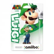 nintendo amiibo figurine luigi (super mario bros. collection) - Figurer