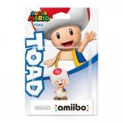nintendo amiibo figurine toad (super mario bros. collection) - Figurer