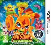 nintendo moshi monsters: katsuma unleashed - nintendo 3ds