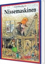 peddersen: nissemaskinen - bog
