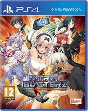 nitroplus blasterz: heroines infinite duel - PS4