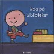 noa på biblioteket - bog