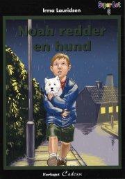 noah redder en hund - bog