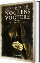 nøglens vogtere #3: kongens krucifix - bog