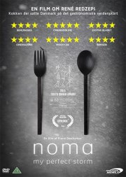 noma - my perfect storm - DVD