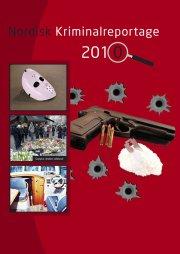 nordisk kriminalreportage 2010 - bog