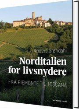 norditalien for livsnydere - bog
