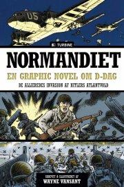 normandiet - bog