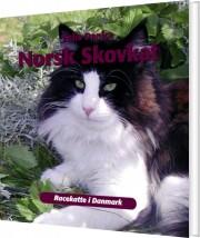 norsk skovkat - bog