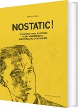 nostatic! - bog