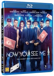 now you see me 2 - Blu-Ray