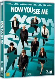 now you see me - DVD