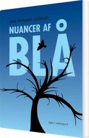 nuancer af blå - bog