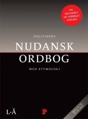 nudansk ordbog m/etymologi inkl. cd - bog
